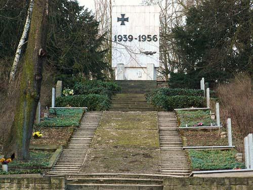 Begraafplaats voor de Poolse Helden Poznań-Citadel
