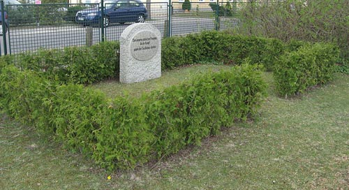 Collective Grave Polish Soldiers Friedrichsthal