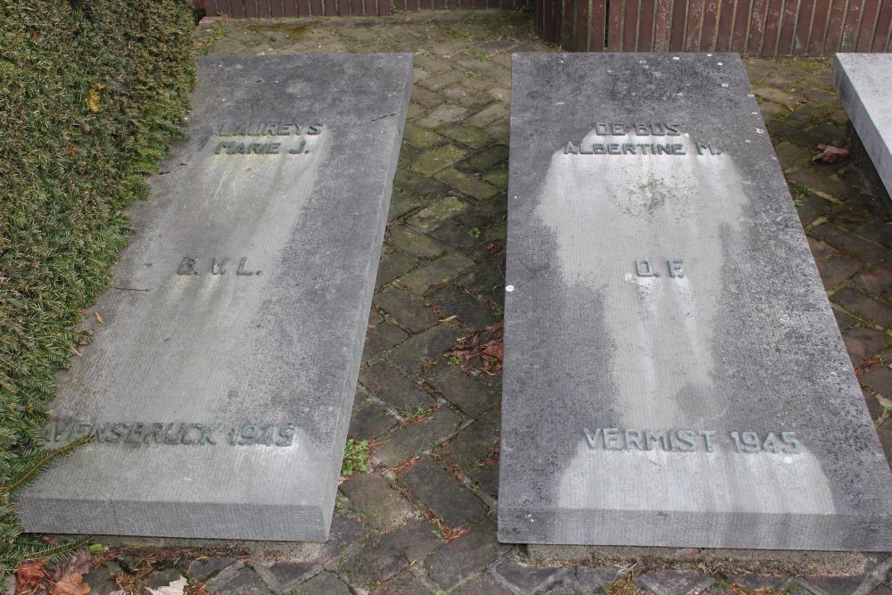 Graven Weerstanders Sint-Gillis-Dendermonde
