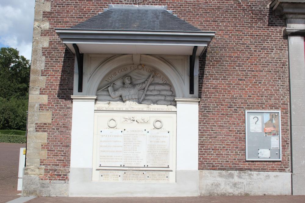 War Memorial Dikkelvenne