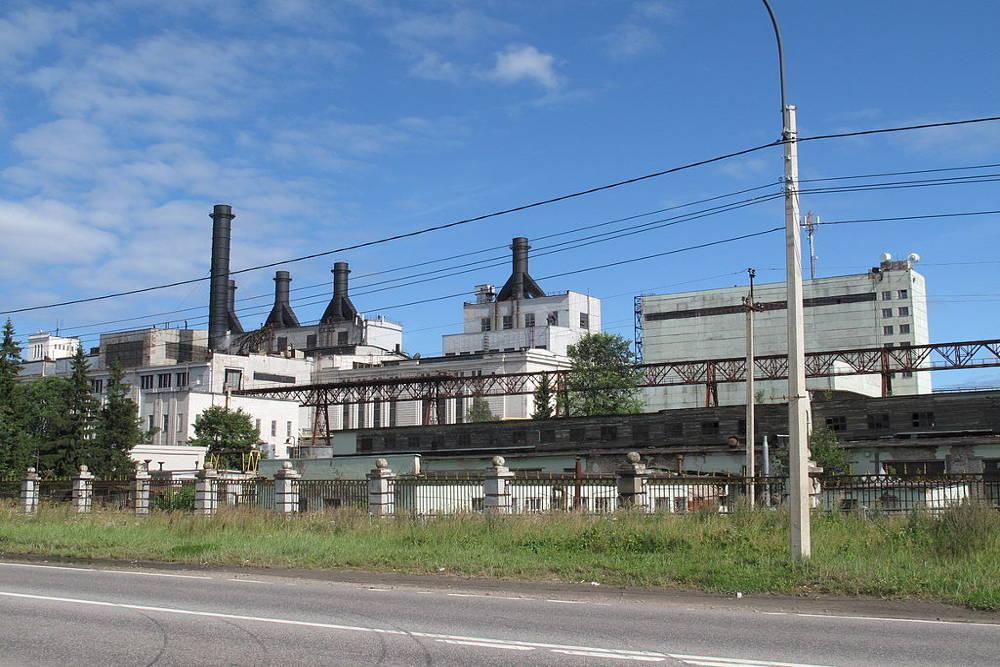 WKK (8e) Elektriciteitscentrale