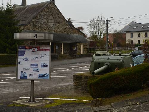 Historical Route Bastogne 4