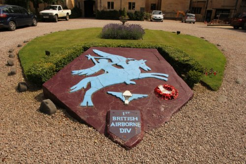 Pegasus Memorial