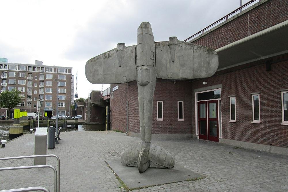 Memorial The Shadow Rotterdam