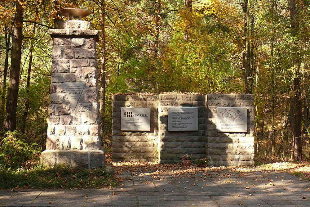 Concentratiekamp Schwalbe III Jonastal