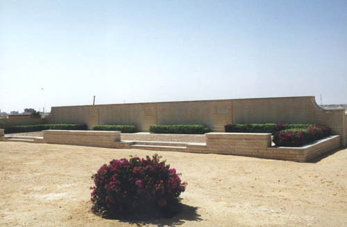 El Alamein Cremation Memorial