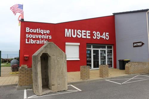 Musée historique de la Seconde Guerre mondiale d'Ambleteuse