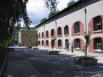 Festung Krakau - Fortr 47a Wegrzce