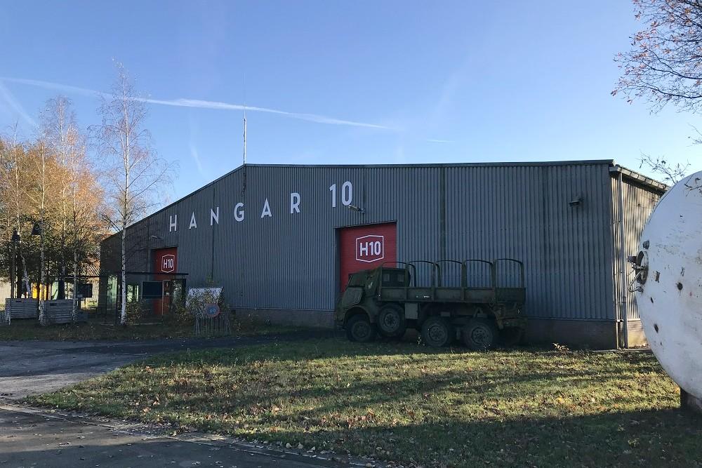 Hangar 10 Vliegveld Twente