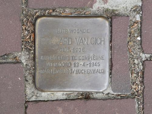 Stolperstein Gasthuisstraat 31