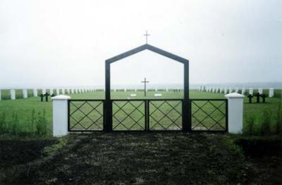 Duitse Oorlogsbegraafplaats Nowikovo