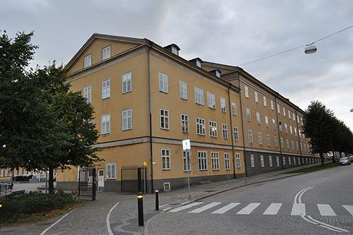 Sparre Military Barracks