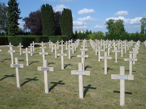 Polish War Graves Sarrebourg