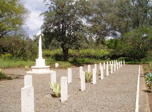 Commonwealth War Graves Nakuru