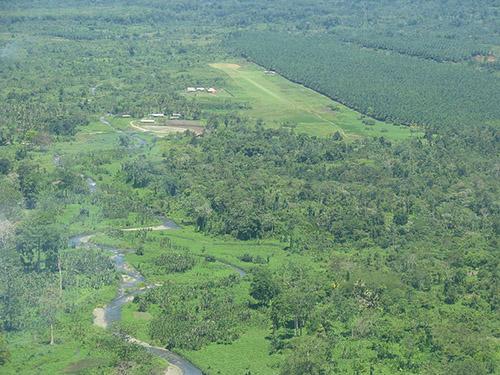 Kokoda Trail - Kokoda Airstrip