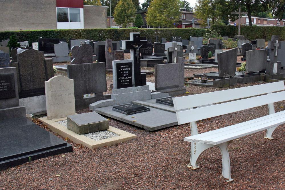 Nederlands Oorlogsgraf Rooms Katholieke Begraafplaats Munstergeleen
