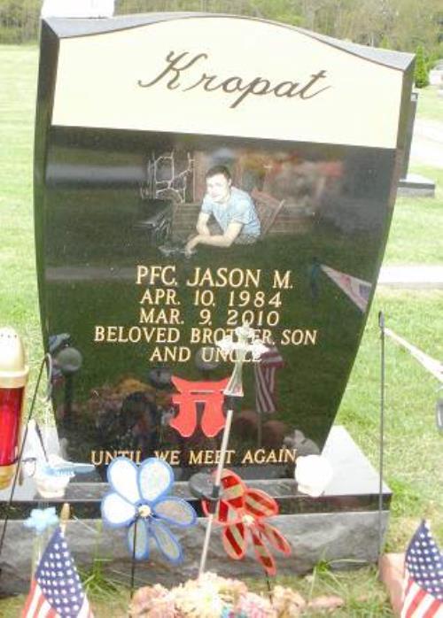 Amerikaanse Oorlogsgraven Evergreen Cemetery