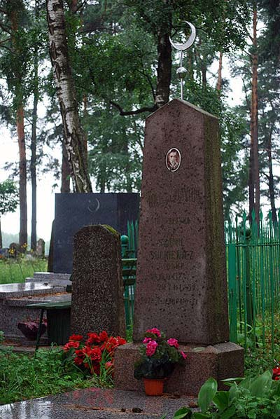 Polish War Grave Bohoniki