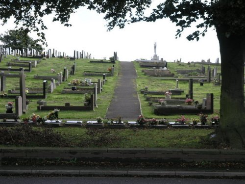Commonwealth War Graves Conisbrough Cemetery