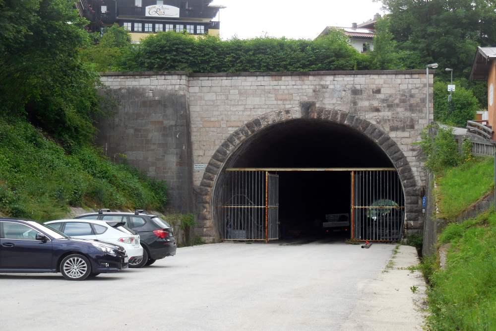 Spoorwegtunnel Berchtesgaden