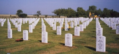 Fort Sill National Cemetery