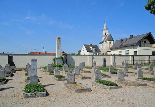 Sovjet Oorlogsgraven Eisenstadt