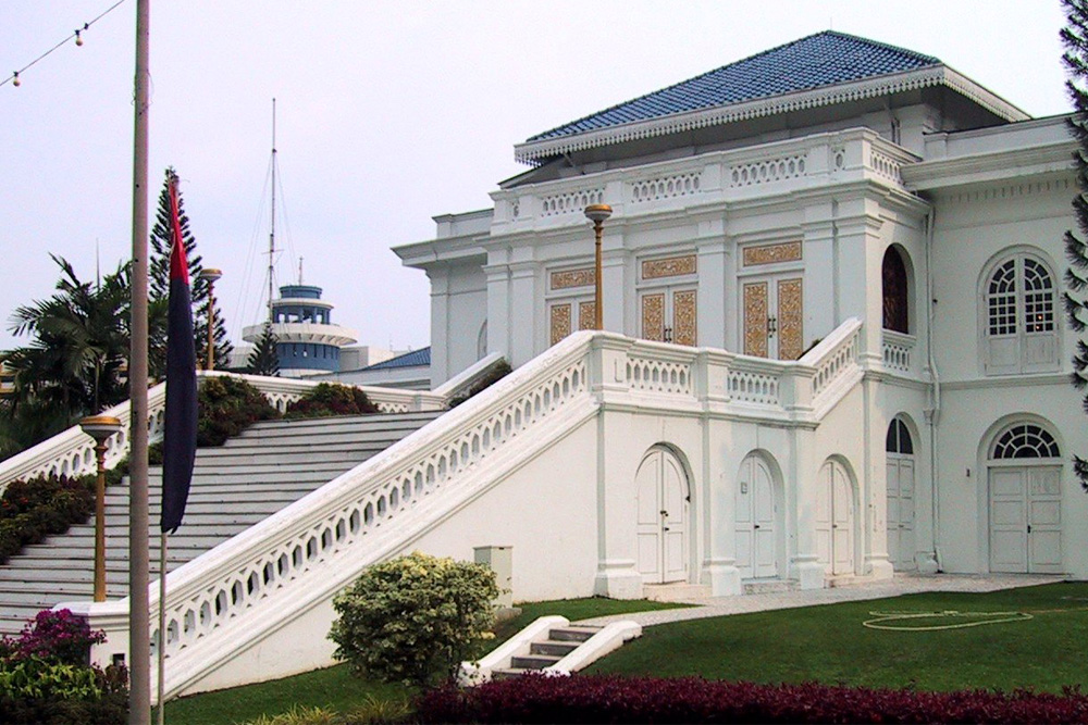 The Royal Abu Bakar Museum
