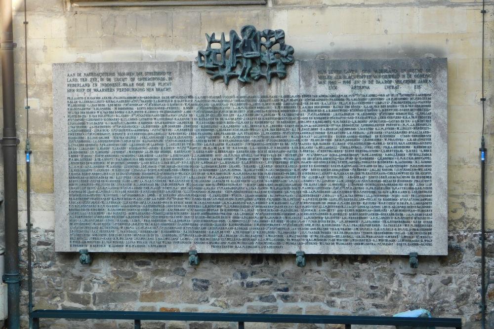 Monument Sint-Servaaskerk