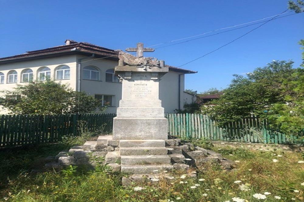 War memorial for the Fallen Heroes from the First World War