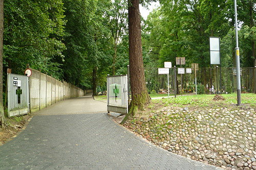 Mass Grave Polish Soldiers Cmentarz Parafialny