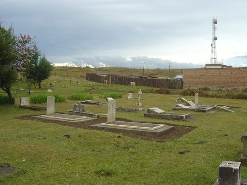 Commonwealth War Graves Eldoret