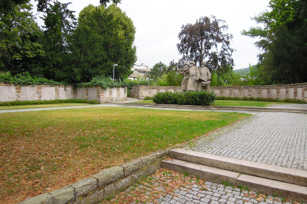 Oorlogsmonument Weinheim