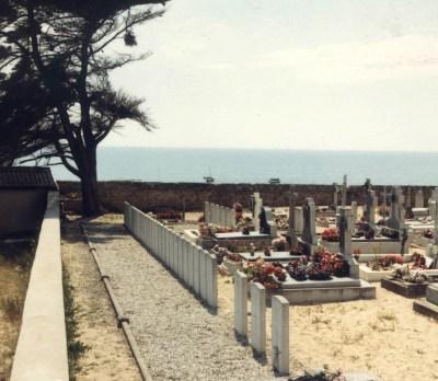 Oorlogsgraven van het Gemenebest L'Herbaudiere