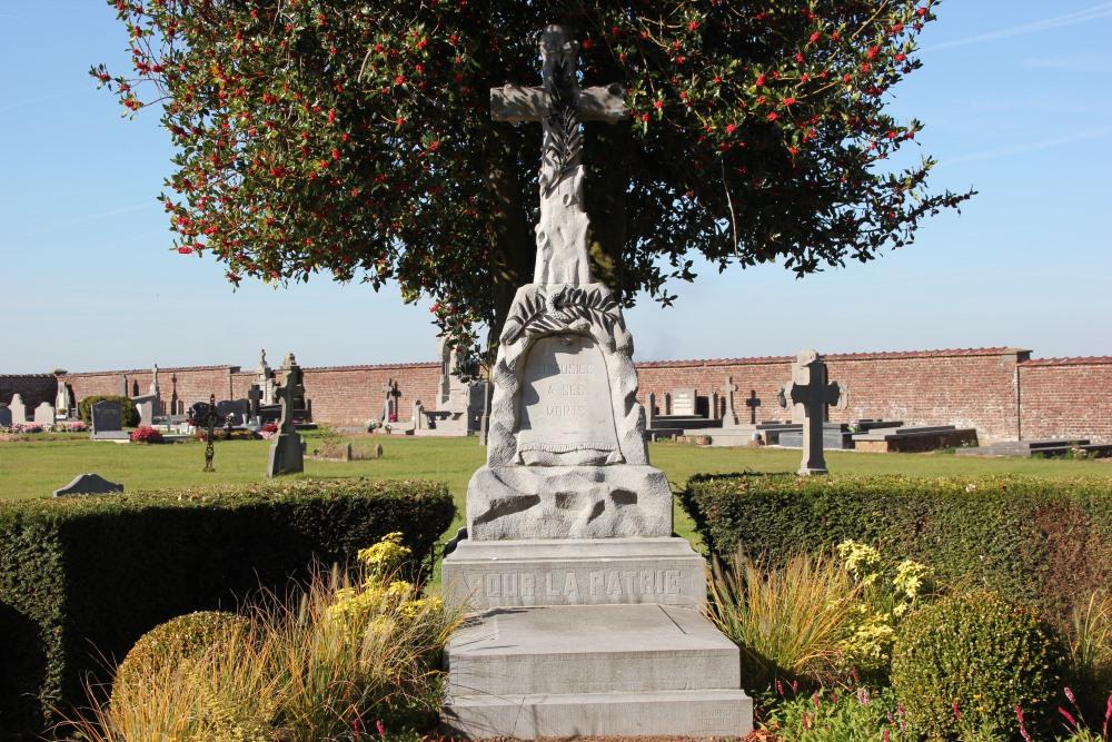 War Memorial Thieusies