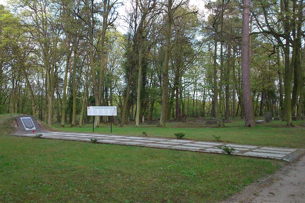 Mass Grave Victims Fascism Cmentarz Garnizonowy