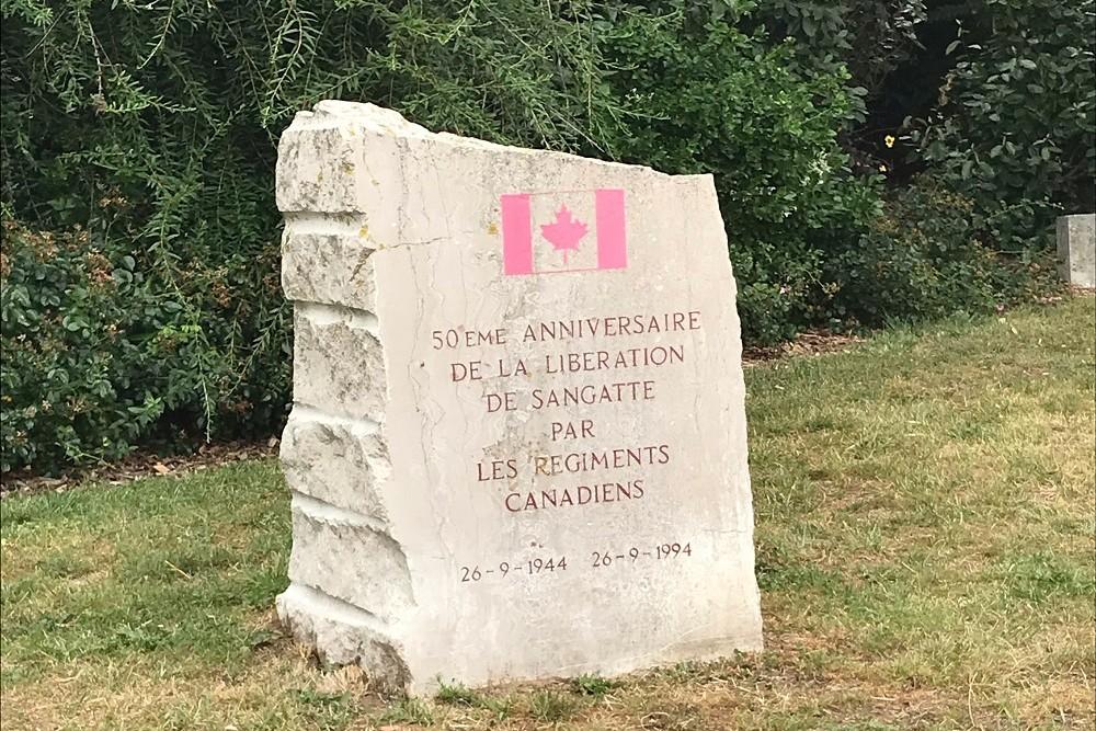 Memorial Liberation Sangatte