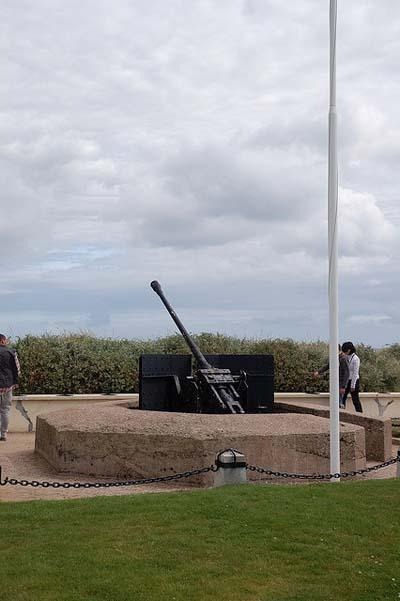 Atlantikwall - Gun Emplacement 5cm KwK (W.N. 5)
