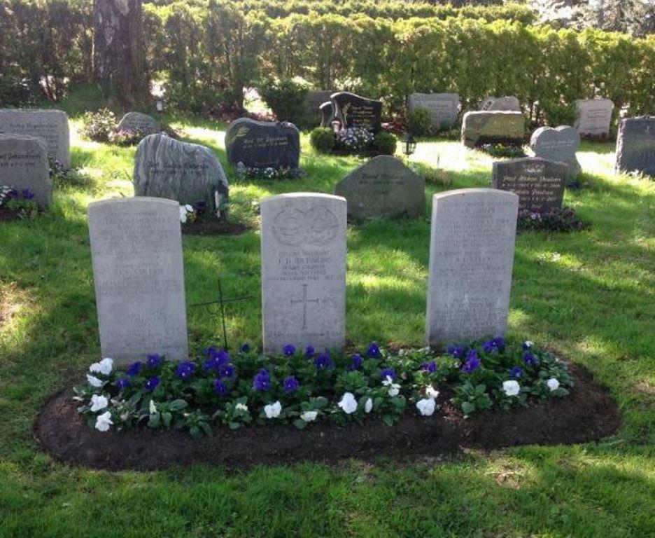 Oorlogsgraven van het Gemenebest Kerkhof Ekeberg