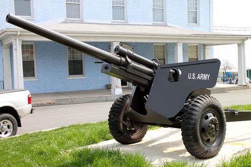 3-inch Gun M5 Havre de Grace