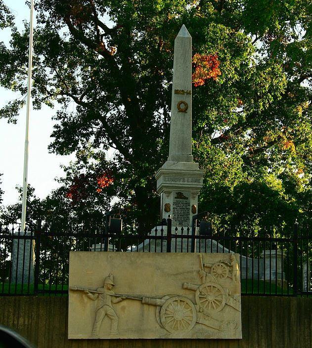 Memorial Battle of Lundy's Lane