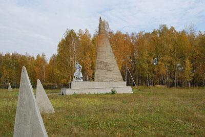 Nationaal Monument Krivtsovsky Hoogte
