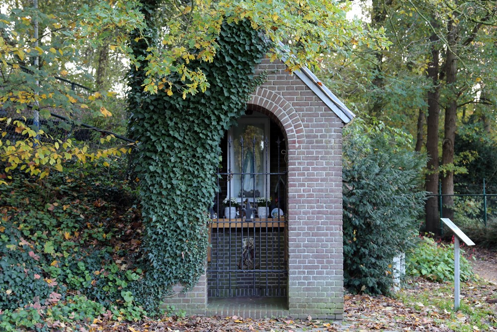 Maria Chapel and Guardhouse Airport Venlo