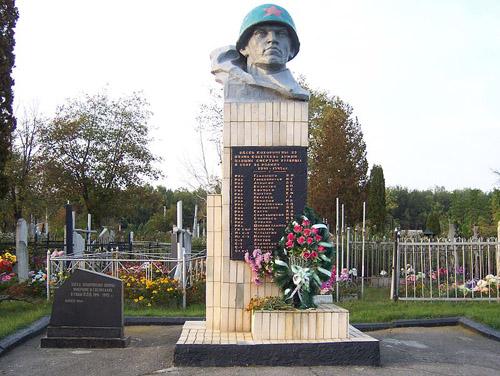 Mass Grave Soviet Soldiers Baranowski