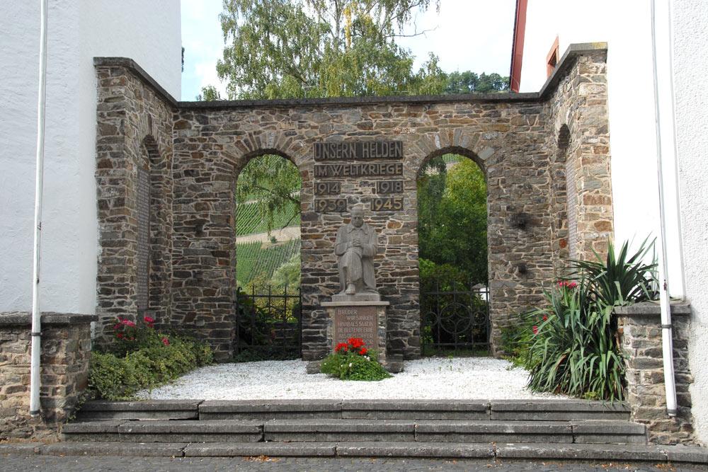 War Memorial Brauneberg