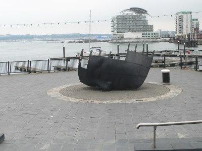Oorlogsmonument Zeelieden Koopvaardij