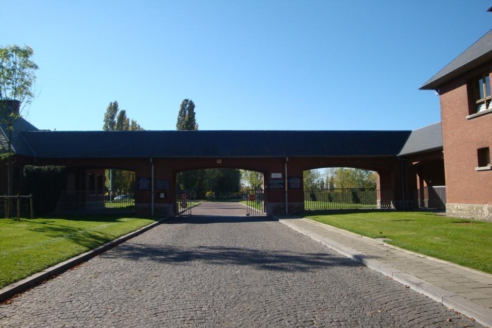 Gemeentelijke Begraafplaats Vogelenzang Anderlecht