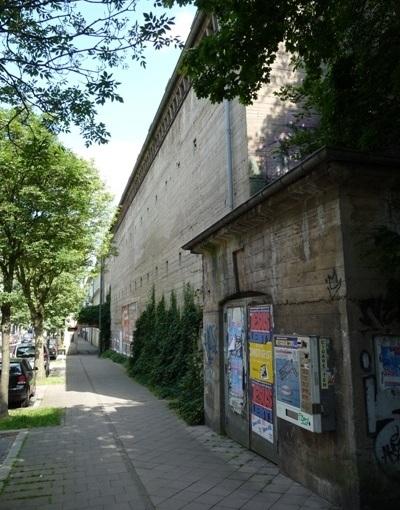 Air Raid Shelter Junkerstraße