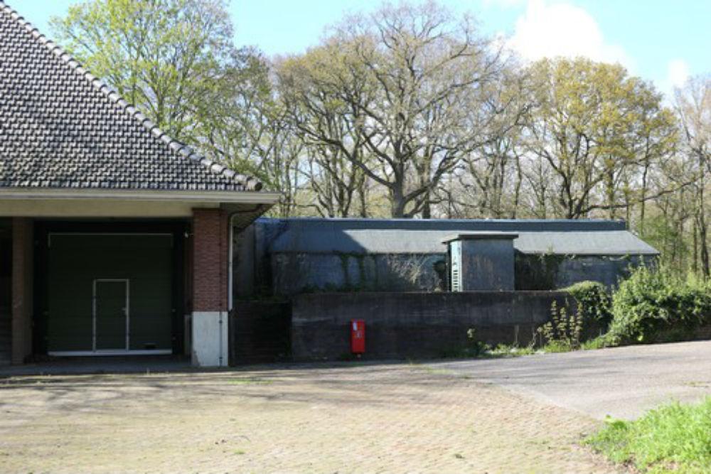 Stützpunkt Clingendael - SK 645-645 Bunker