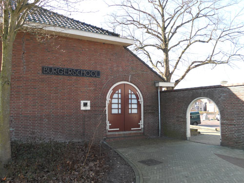 Former German Barracks Dokkum