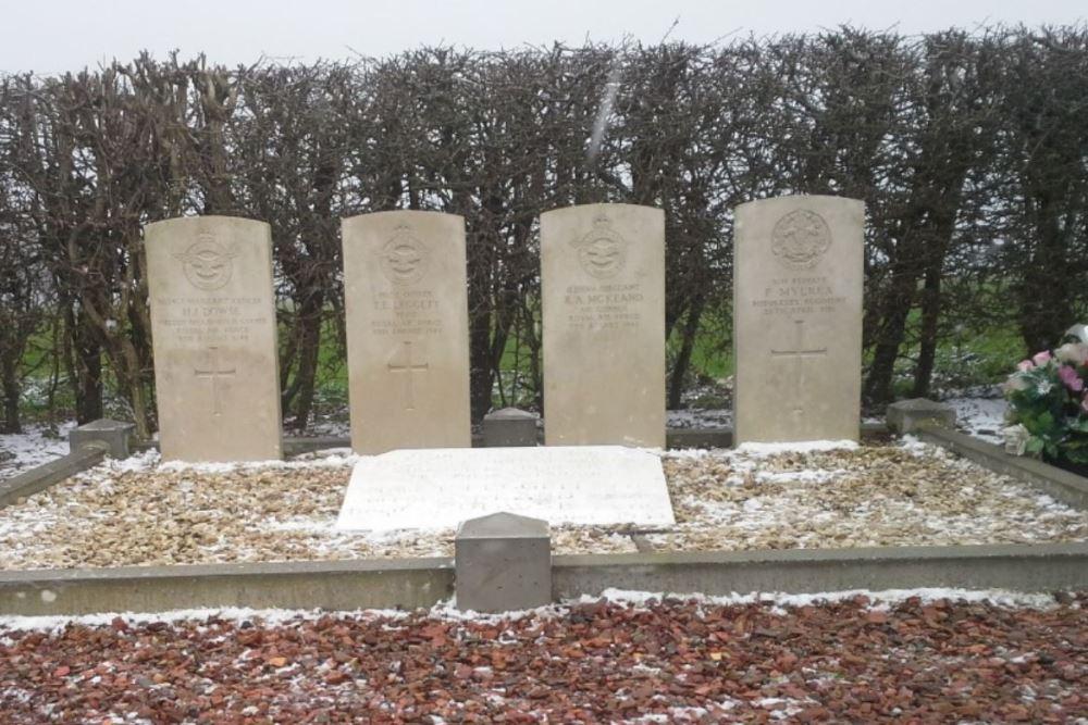 Oorlogsgraven van het Gemenebest Grand-Rullecourt